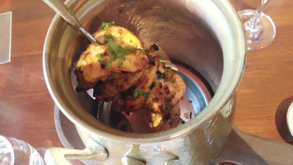 ニュージーランド インド料理 リトルインディア チョーザチキン
