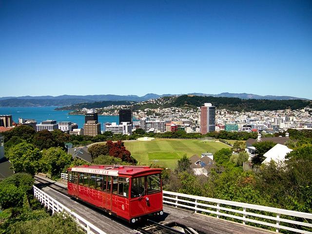 ニュージーランド ウェリントン