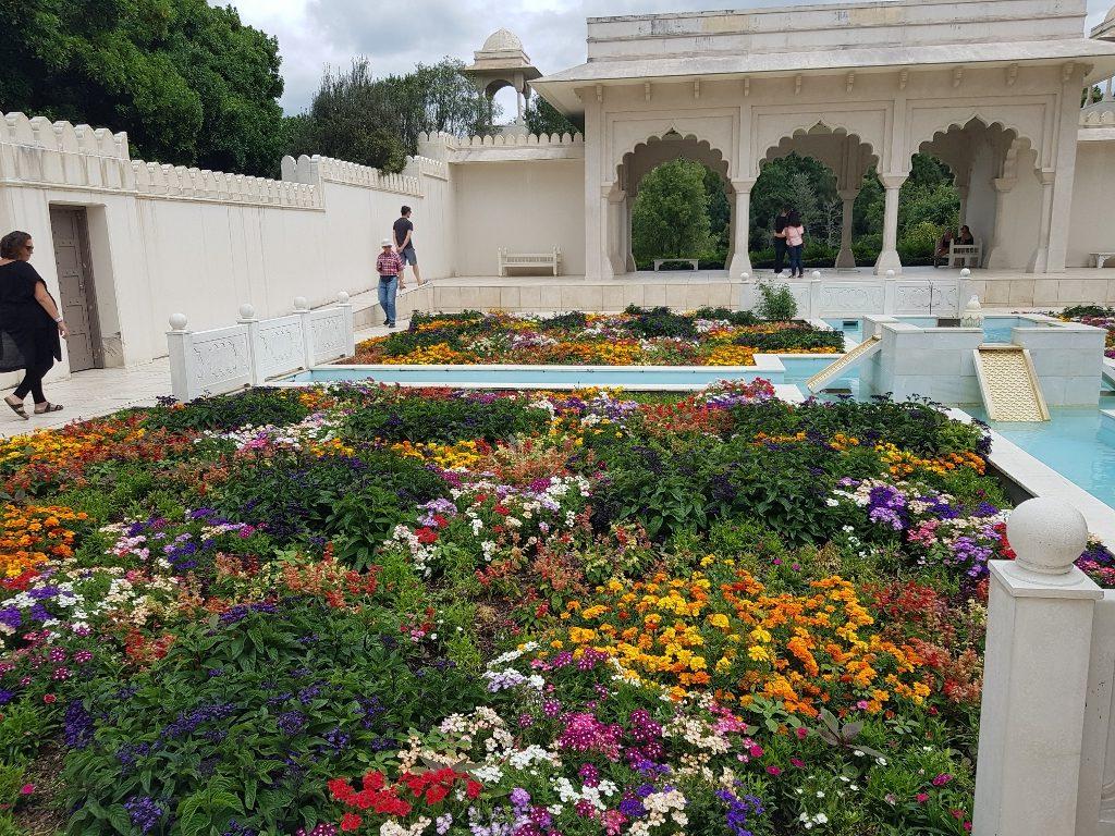 ハミルトンガーデンインディアン チャーバール庭園