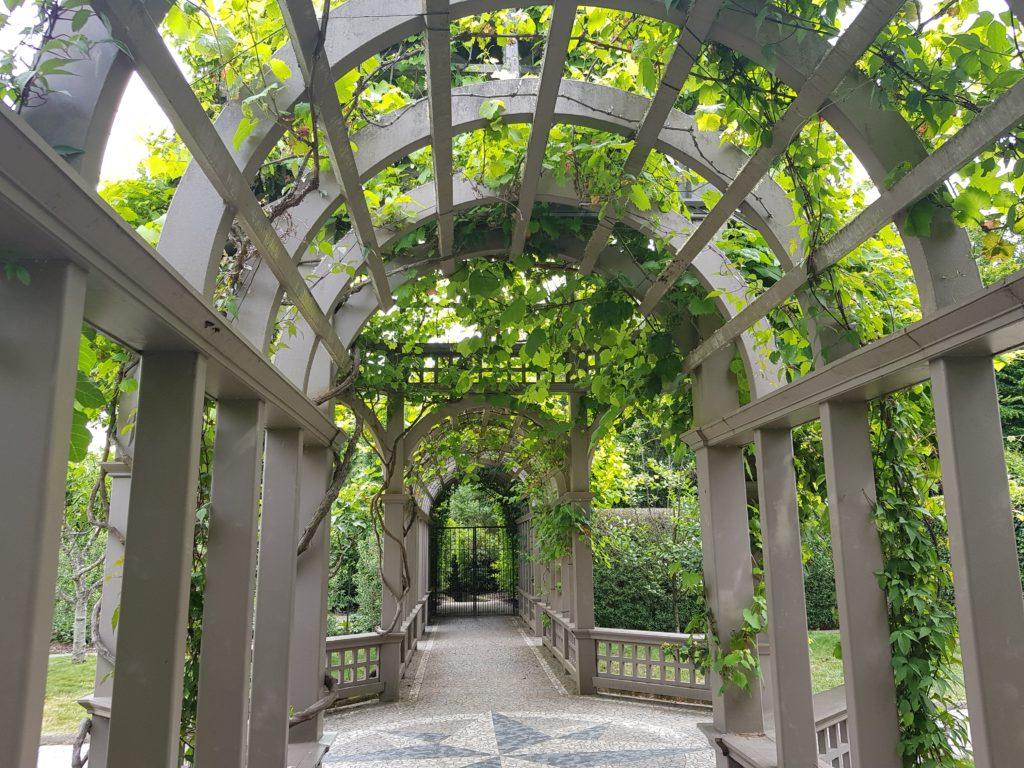 ハミルトンガーデン イタリアン邸宅庭園