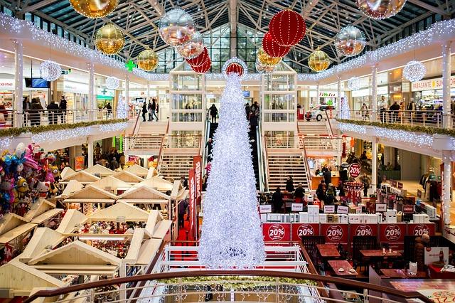 ニュージーランド クリスマスショッピング 買い物