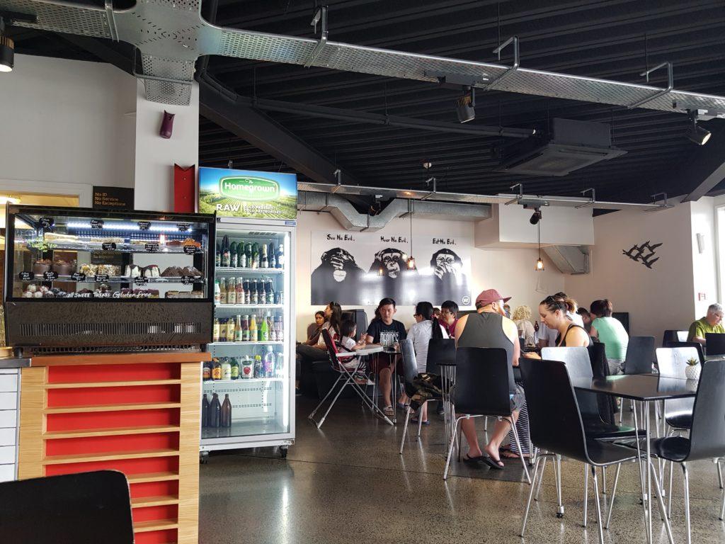 ニュージーランド ハミルトン おすすめカフェ