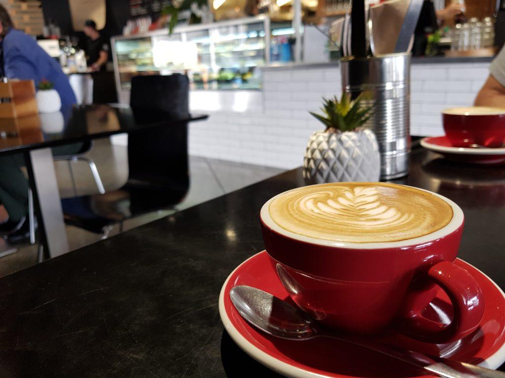 ニュージーランド ハミルトン おすすめカフェ フラットホワイト