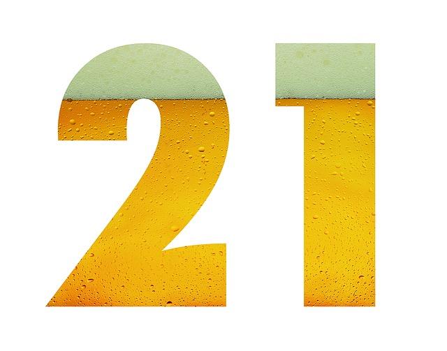 ニュージーランド 21歳の誕生日お祝い