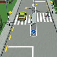 ニュージーランドの運転ルール 横断歩道関連