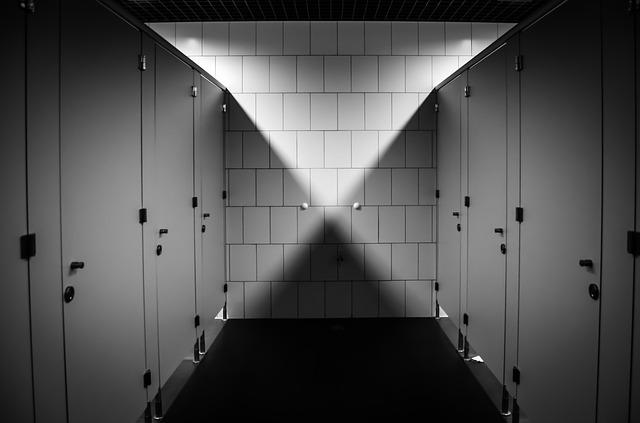 ニュージーランド お手洗い トイレ