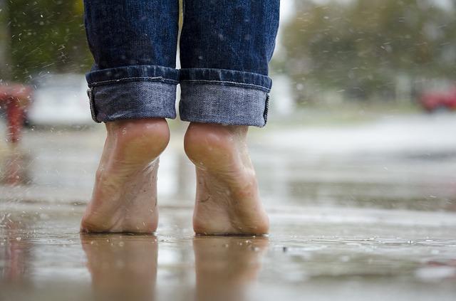 ニュージーランドの裸足文化