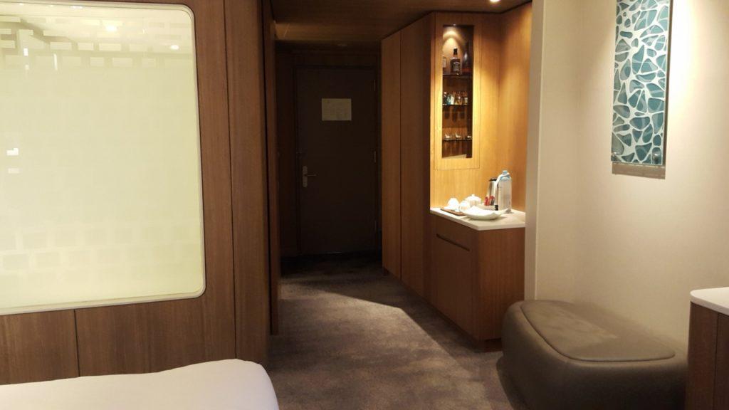 大韓航空遅延時の仁川での無料滞在先ホテル