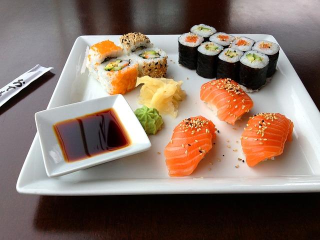 ニュージーランドで知らている日本食材